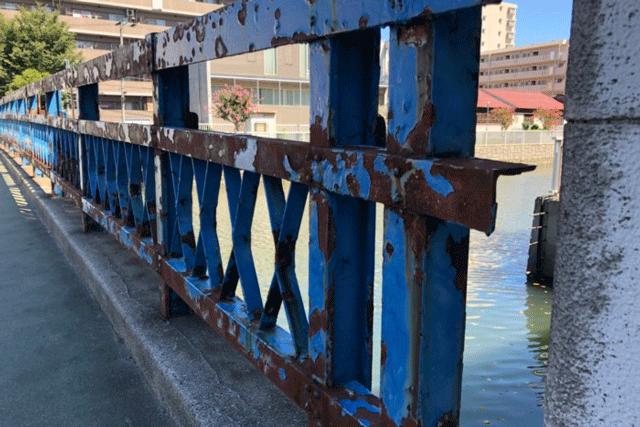 【施工実績17】東京都江東区発注の南辻橋