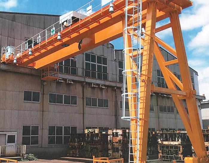 【施工実績1】S企業 鋼構造物塗装工事